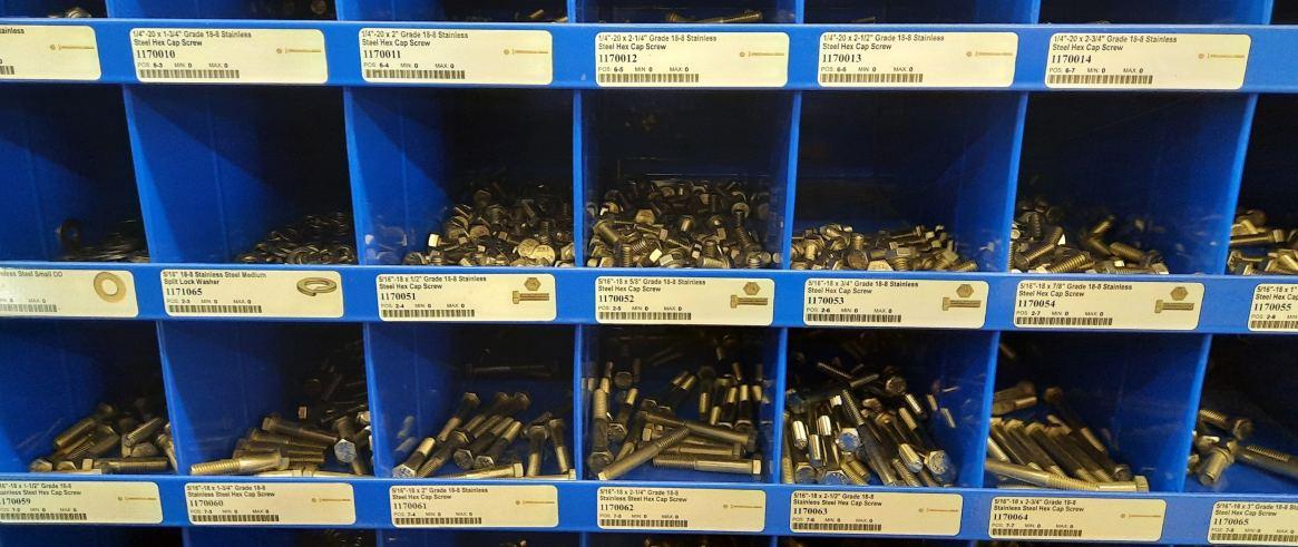 bulk fasteners 2