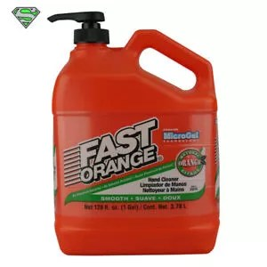 fast orange microgel