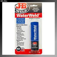 jb weld water weld