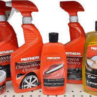 MOTHERS Brand Car Care