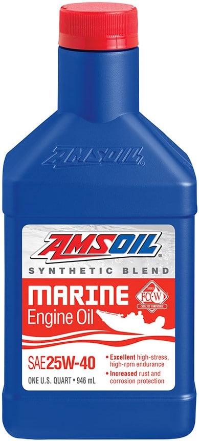 AMSOIL MARINE