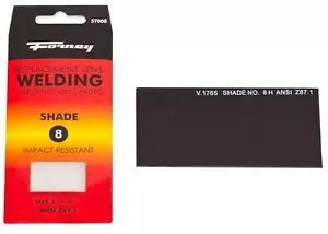 forney 57008 replacement shade welding lens