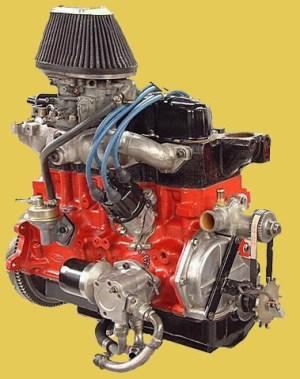 Le moteur KENT