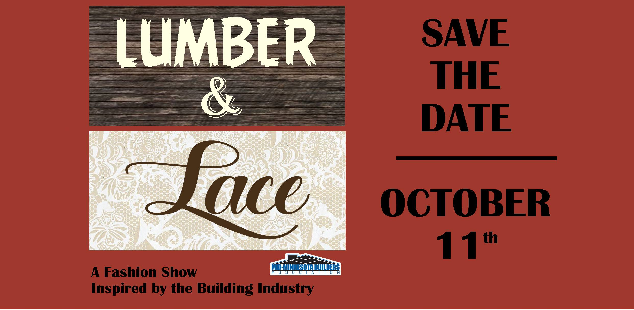 Lumber and Lace Fashion Show
