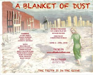 A BLANKET OF DUST, A Political Thriller Play with a Powerhouse Cast @ The Flea Theater