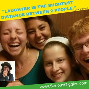 FREE Laughter Yoga on the PHONE! @ On the Phone from Wherever You Are!