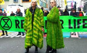 Climate before Catwalk - XR Fashion Boycott: London Fashion Week @ London