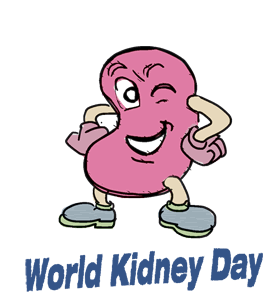 World Kidney Day Calendar History Tweets Facts Quotes