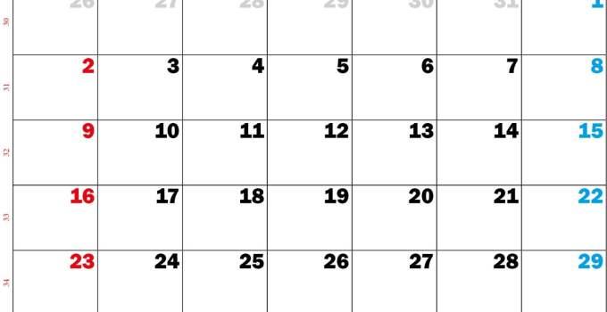 calendario ago