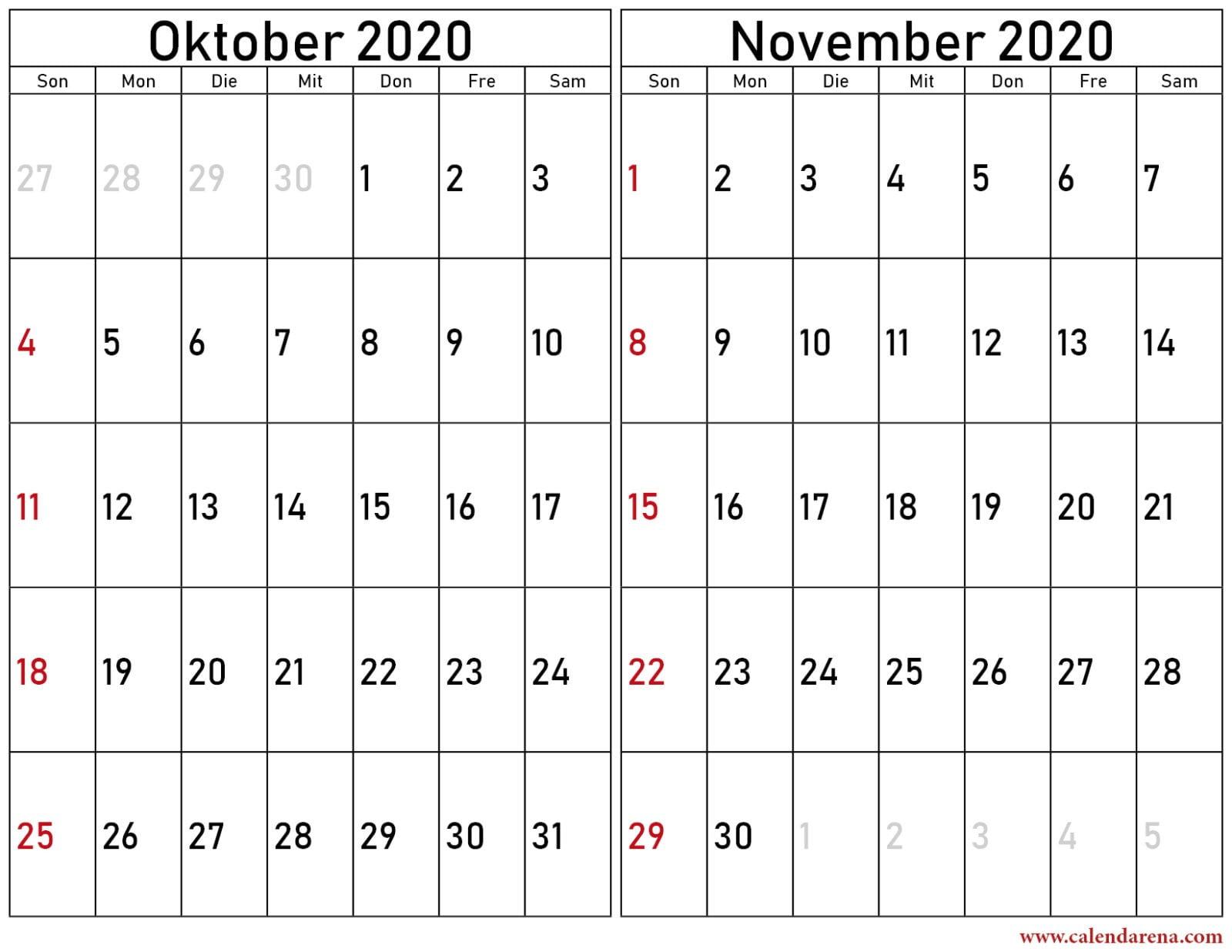 Kalender 2021 Oktober November Dezember   Kalender Apr 2021