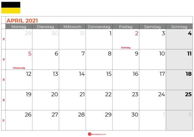 2021-april-kalender-Baden-Württemberg
