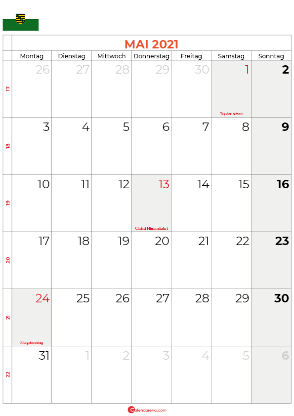 2021-mai-kalender-Sachsen