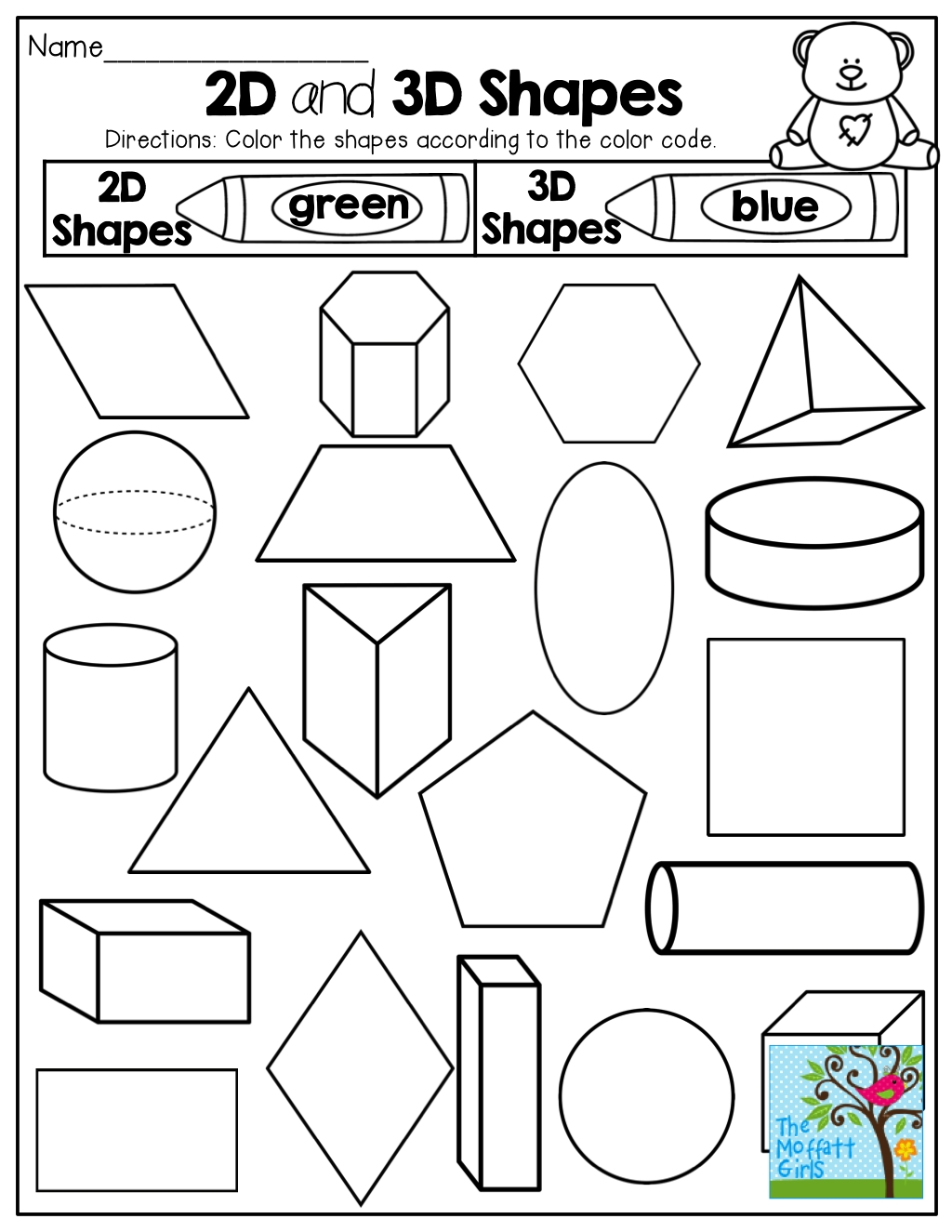 Colouring In Square Sheets For Year Three No Color