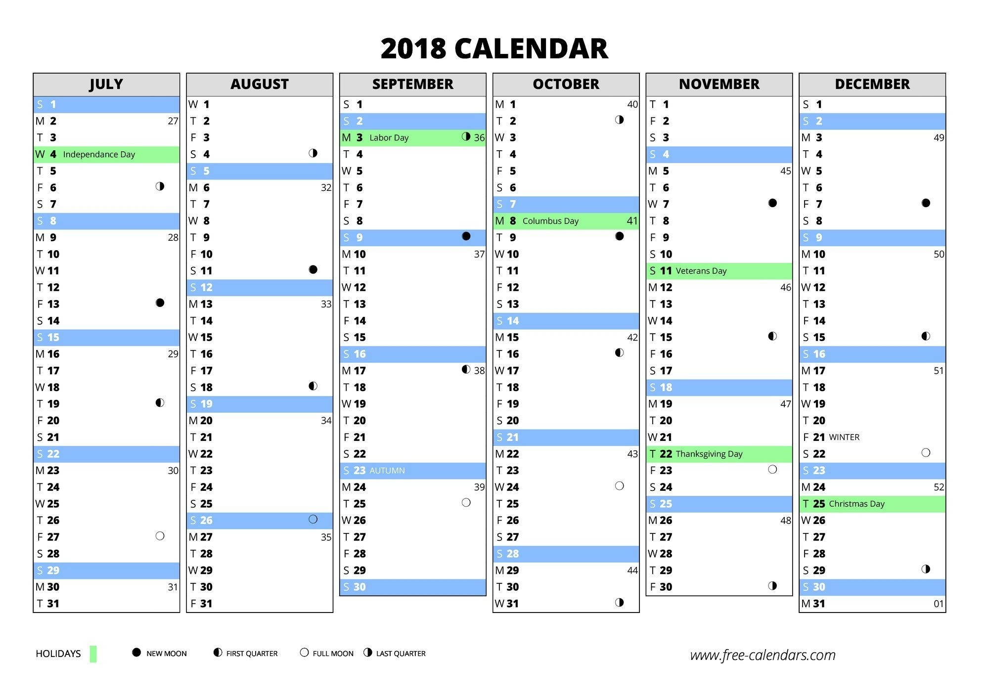 Calendar Template And Excel Mas Actual Excel