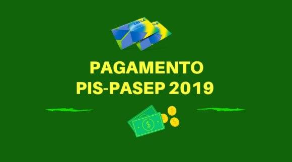 Pagamento do PIS-PASEP 2019-2020