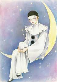 calendrier lunaire au clair de la lune mon ami pierrot