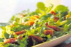 calendrier lunaire salade de pissenlit aux lardons