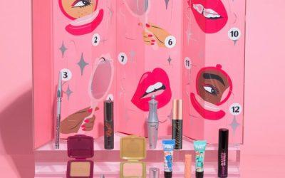 Calendrier de l'Avent Benefit Cosmetics 2020