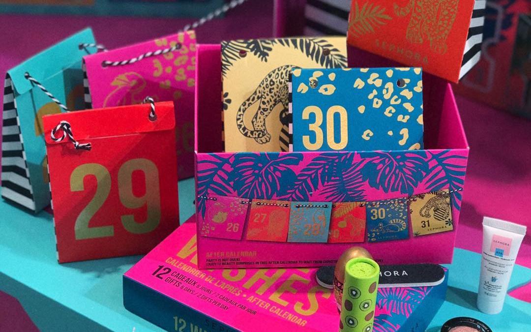 calendriers de l'Avent Sephora 2020 | Calendriers de l'Avent
