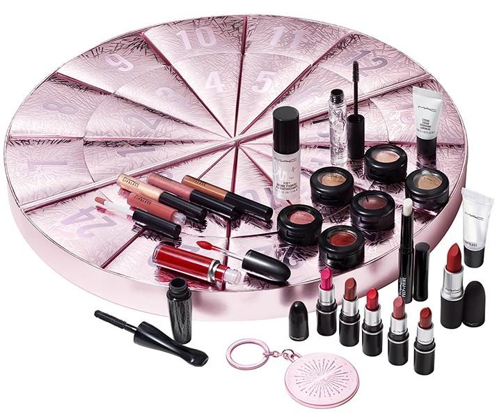 Calendrier de l'Avent Maquillage MAC Cosmétics 2020 : avis, contenu, code promo !