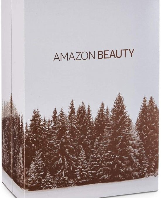 Calendrier de l'Avent AMAZON Beauty 2020