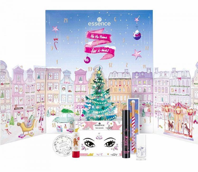 Calendrier de l'Avent Beauté maquillage essence 2020 : avis, contenu, code promo ! (et spoiler)
