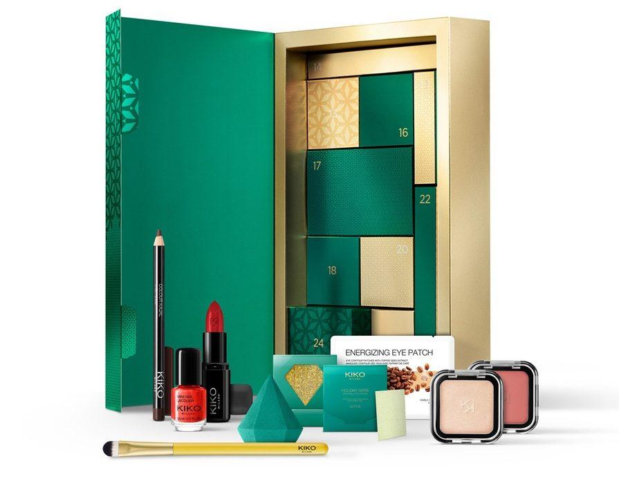 Calendrier de l'Avent Maquillage Kiko Milano 2020 | Calendriers de