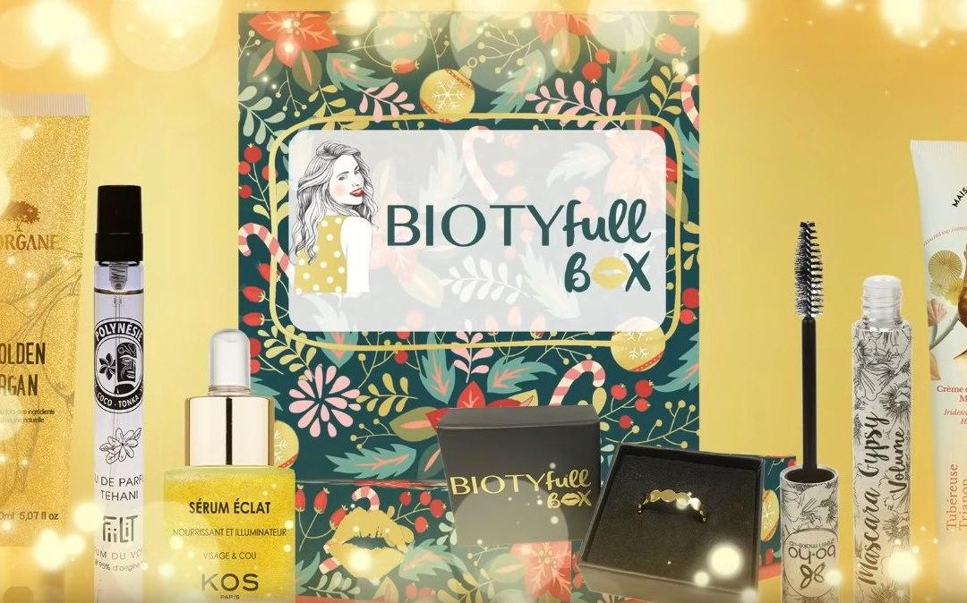 Biotyfull Box Décembre 2020 –  Contenu + Code Promo !