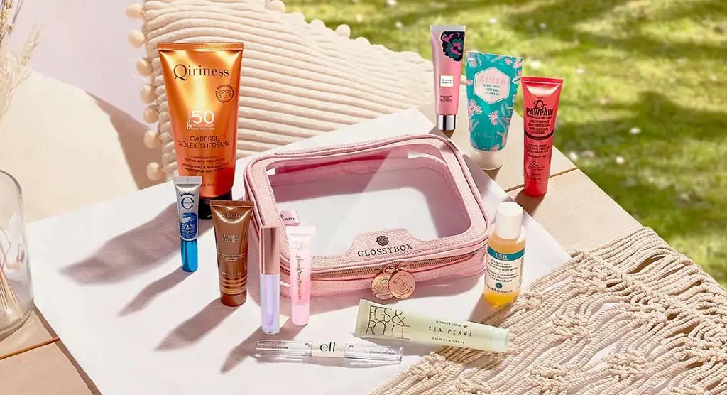 GlossyBox Summer Bag 2021 Edition Limitée