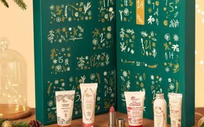 Calendrier de l'Avent Beauté Bio 2021 Fleurance Nature