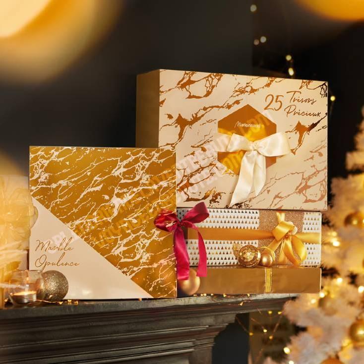 Calendrier de l'Avent Beauté MARIONNAUD 2021 : spoiler, contenu, code promo, unboxing
