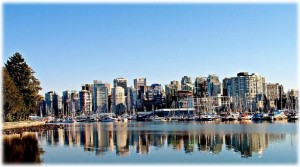 Calendrier Vancouver
