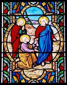 jesus-donne-cles-royaume-pierre-vitrail