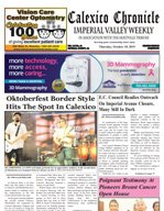 10-10-19 e-edition of the Calexico Chronicle