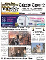 10-31-19 e-edition | Calexico Chronicle