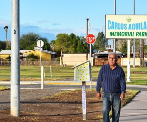 El Centro Patches Together Funds for Aguilar Park Upgrade