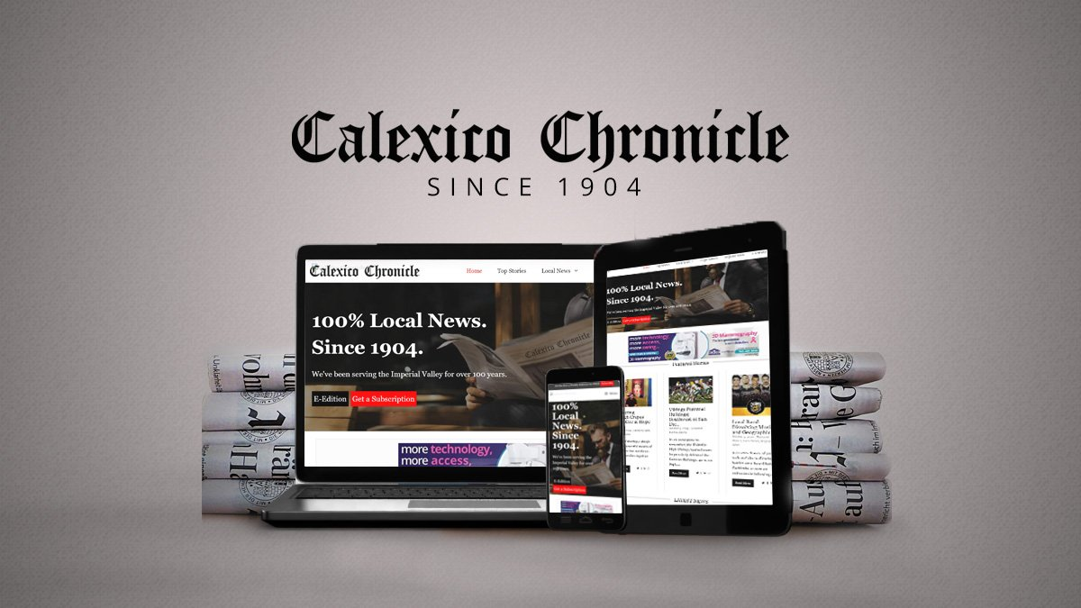 Calexico News - Since 1904