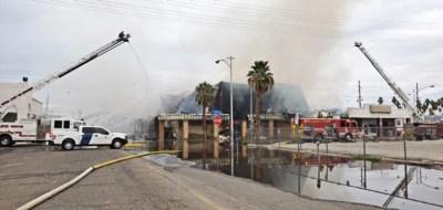 Calexico fires