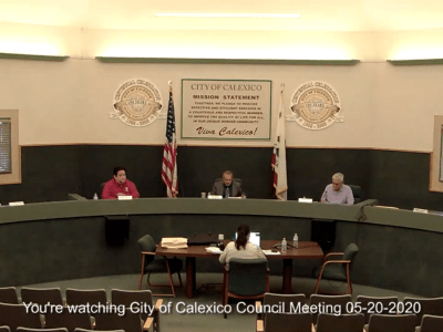 Calexico Splits Community Services Department on Split Vote