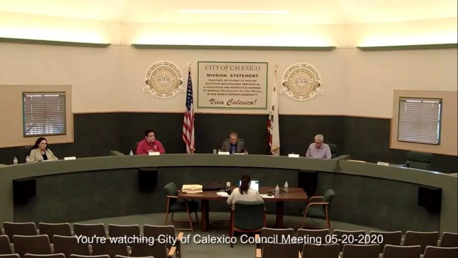 Calexico Splits Community Services Department
