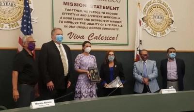 Calexico Council Awards Figueroa Contract, Updates