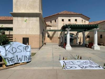 Calexico City Hall 'Vandalized' Over Mayor's Election