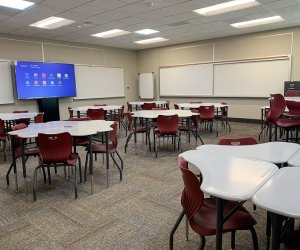 Public Granted Virtual Tour of New Calexico High Building