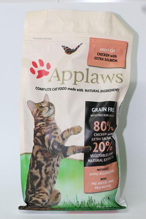 Alimentación Gatos Natural