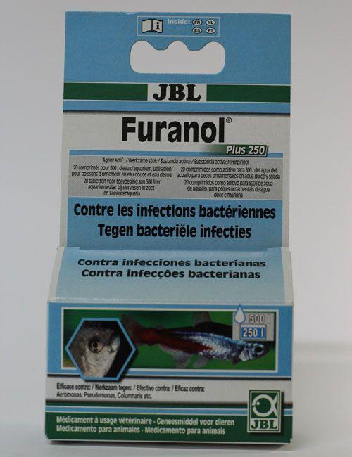 Enfermedades Furanol Peces