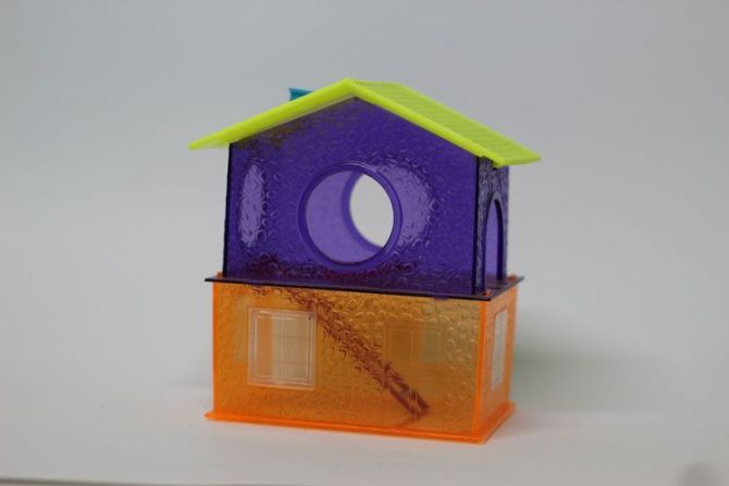 Casa para Roedores