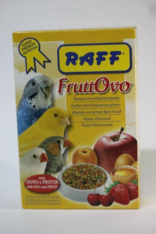 Pájaros Comida Vitaminada