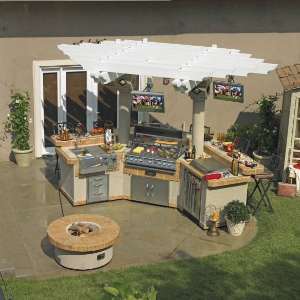 GPV3100 Outdoor Kitchen