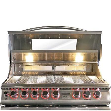 Cal Flame Top Gun Convection Drop In Barbecue Grill