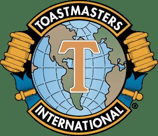Toastmasters International globe logo